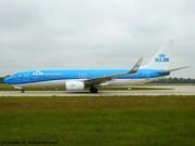 PH-BCK KLM Boeing 737-8K2(WL) EDDM