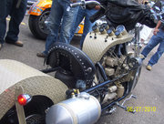 Detroit Diesel Motorcycle