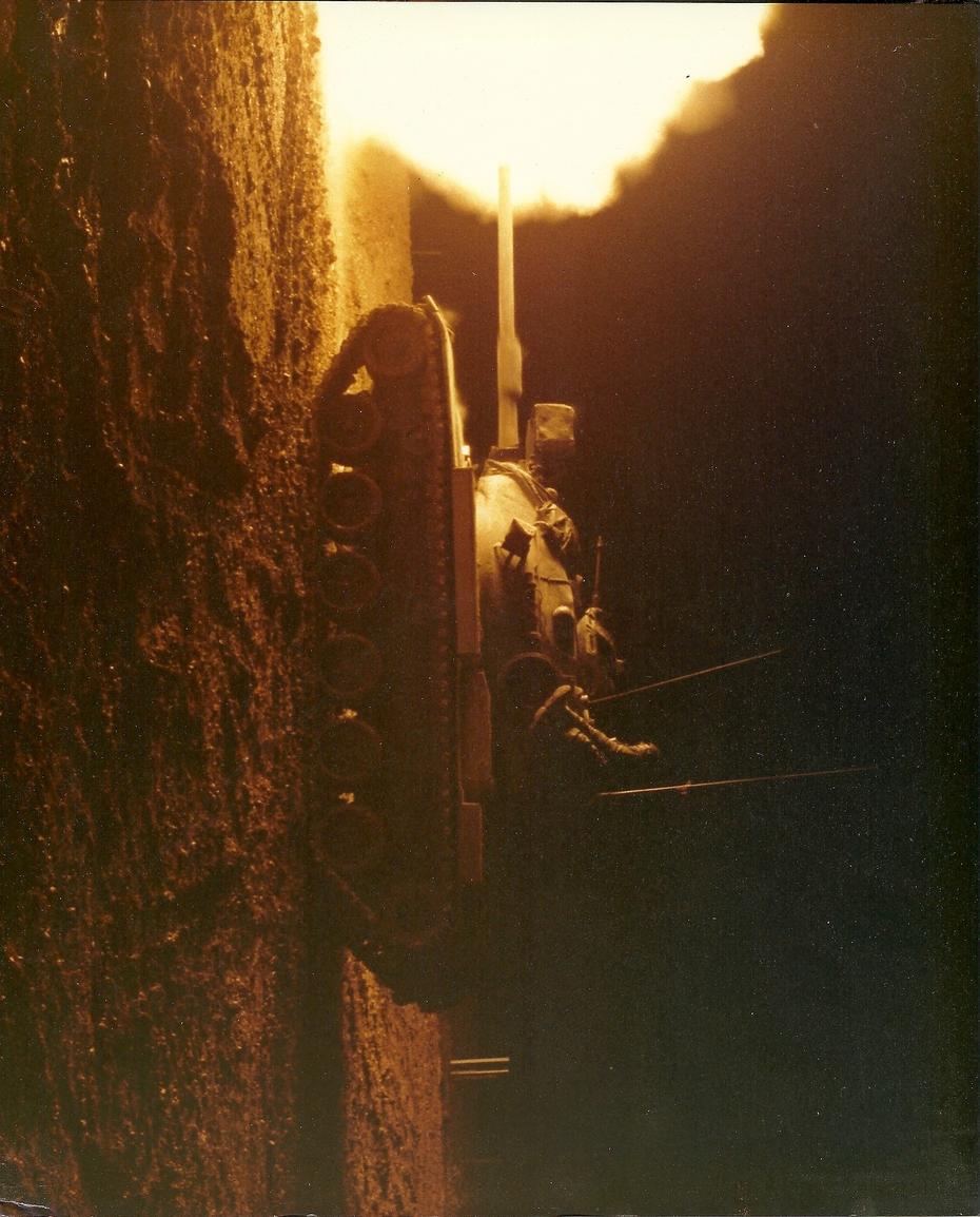 Night fire Graf.