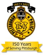 Pittsburgh Police 150 Years