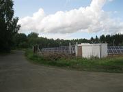 Camp Gates after demolition