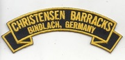 Patches,Cold War bases in Germany