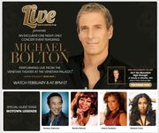 HSN Live presents Michael Bolton performing Live from The Venetian Theater