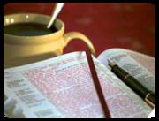 Wednesday's Coffee (Bible Study)