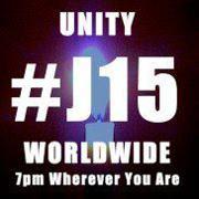#J15 Worldwide Candlelight Vigil