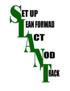 SLANT - Poster for Freshman Classrooms.