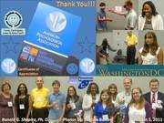 American Psychological Association (APA) Washington DC 2011 Games To Explain Human Factors Photo Album
