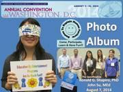 Games to Explain Human Factors: Come, Participate, Learn & Have Fun!!! American Psychological Association, Washington DC, August 7, 2014 Photo Album