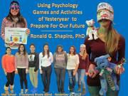 Met School Using Psychology Games and Activities of Yesteryear Photo Album