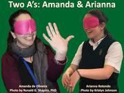 Holy Trinity Fall River Amanda de Oliveira & Arianna Rotondo 2018-03-07