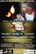 "Return 2 the 90's Monthly Concert Series Featuring SHYHEIM the ""MANCHILD"" (BROOKLYN, NY)"