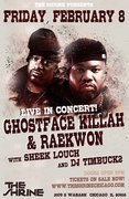 RAEKWON/GHOSTFACE/SHEEK LOUCH