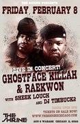 RAEKWON/GHOSTFACE/SHEEK LOUCH