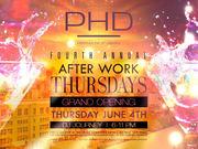 Grand Launch of Season Four PhD Thursdays