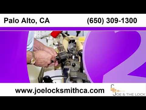Palo Alto Locksmith|joelocksmithca.com|Call us -6503091300