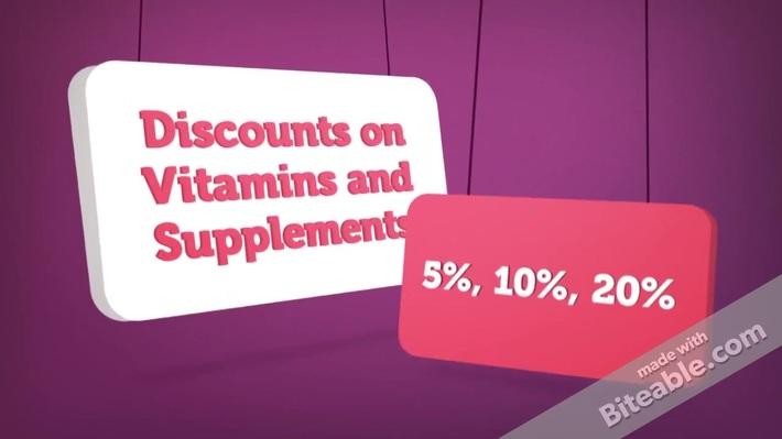 Health food coupon codes