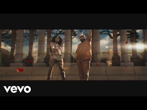 DJ Khaled - Just Us ft. SZA (Official Video)