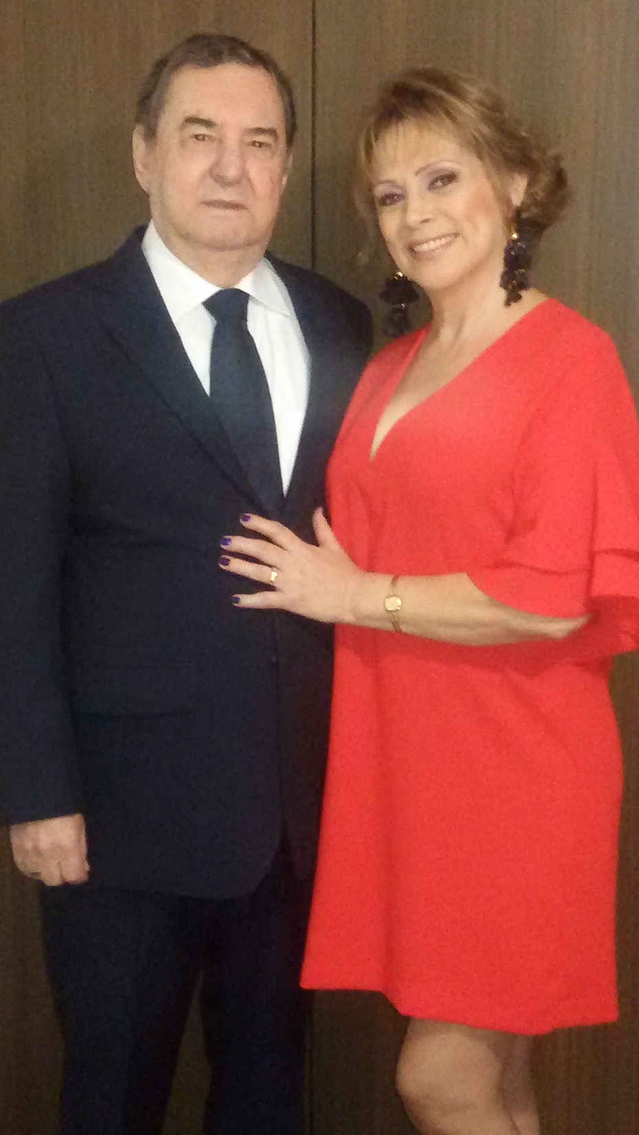Abelardo Cano y Señora Martha Lucía Castaño