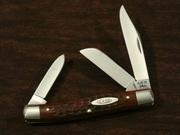 Case - 32 Medium Stockman Jigged Bone USA (1964-1969)