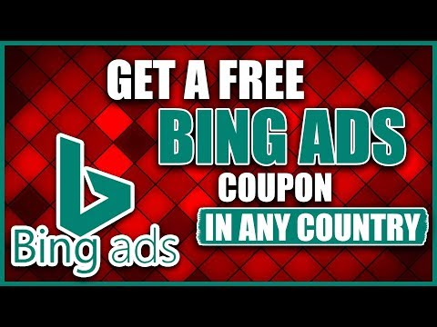 Bing Ads Coupon 2019 - Get Your Microsoft Advertising Promo Code