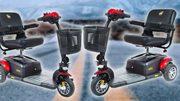 Golden Buzzaround Extreme 3 Wheel Mobility Scooter