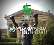 Game Fix Show's Wizard World Ticket Giveaway Philadelphia Edition - WIN A Pair Of Priority 4-Day Platinum Passes