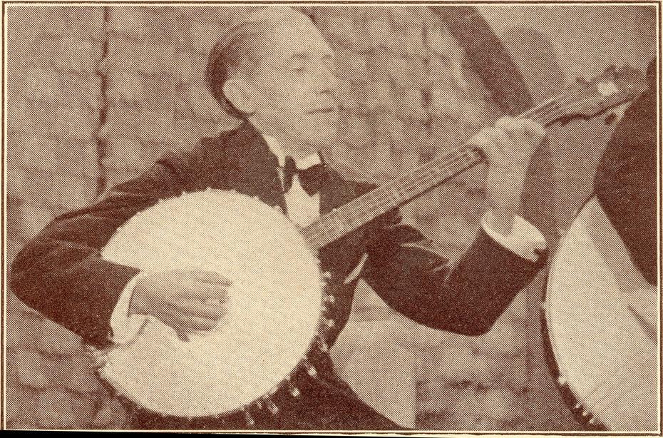 Bert Bassett & cello CE