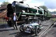 Morgan versus Train