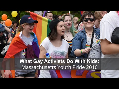 What LGBTQ etc. Activists Do To Your Children