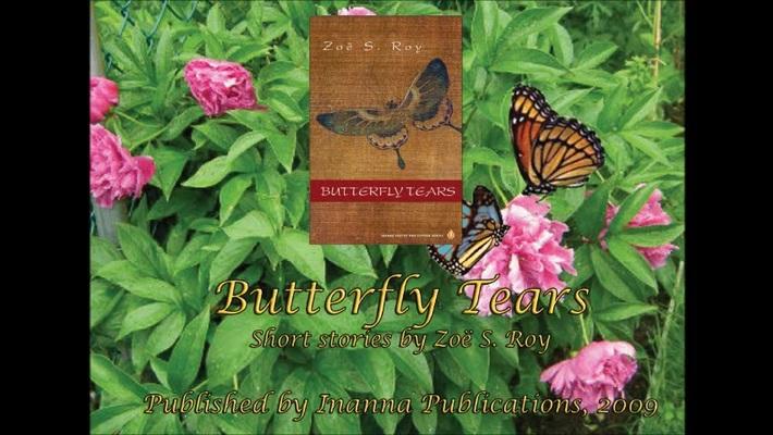 Butterfly Tears--Book trailer (update)