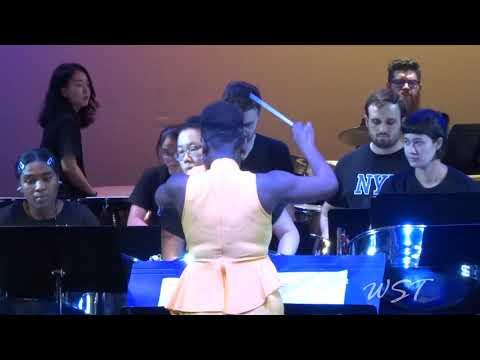 Mars, Bringer of War - NYU Steel featuring Dr. Mia Gormandy-Benjamin -  Spring Concert 2019