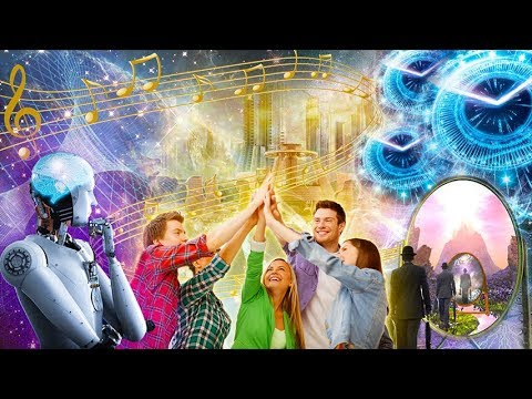 Alcyon Pleiades 78: Space-time portals, Fractal multiverse, Bio-photons, Chrononauts, IA, Déjà-vu