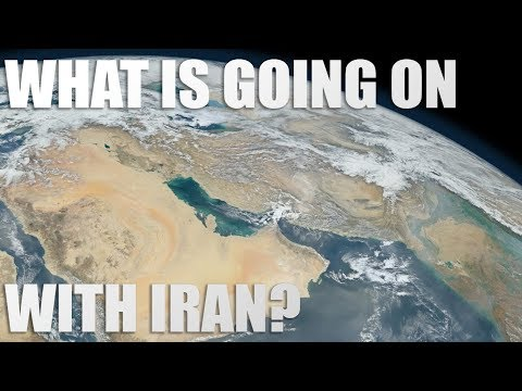 What is going on with Iran?