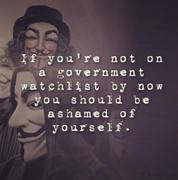 Government Watchlist