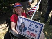 IRS protest 5-21-2013 Sacramento