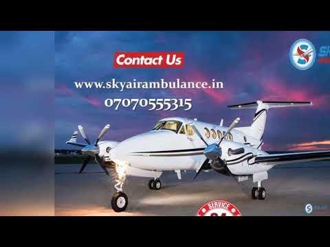 Book Modern and Safe Air Ambulance Service in Raigarh