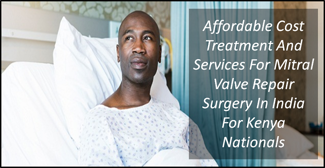 Affordable Cost Treatment And Services For Mitral Valve Repair Surgery In India For Kenya Nationals