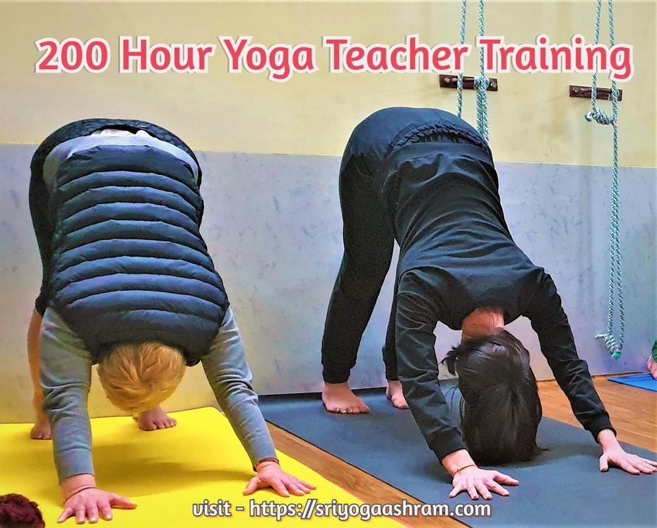 200 Hour Yoga TTC in India