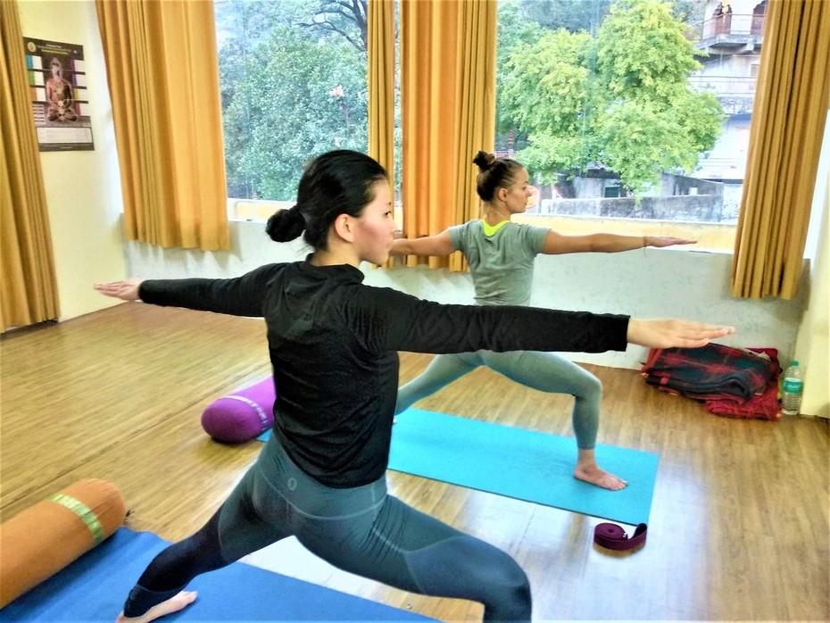 Ashtanga Yoga Teacher Training in India