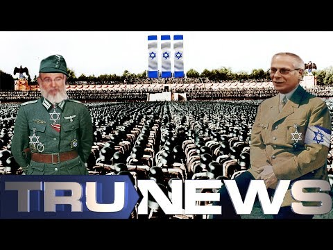 Jewish Racial Supremacy: Israeli Rabbi Says Jews Born to Rule Over Goy