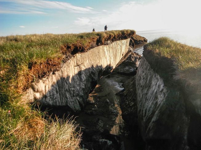MNN: Permafrost decomposes, releases carbon dioxide far quicker than once believed