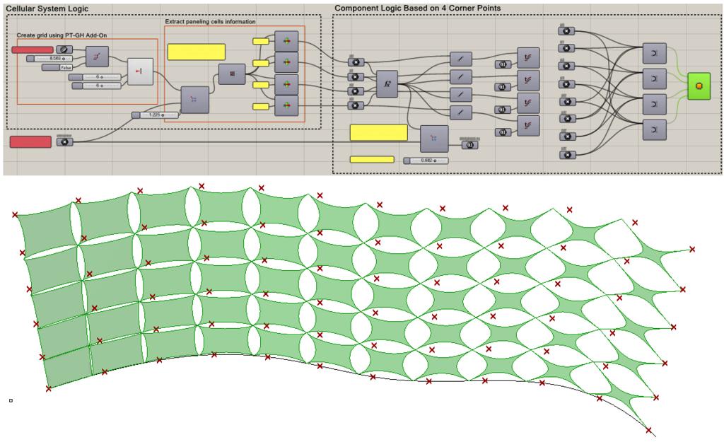 103 Variable Wall Pattern Tutorial Using PT-GH – Grasshopper