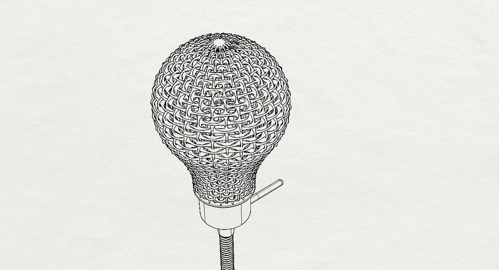 Make 2d drawing [meshes] – Grasshopper