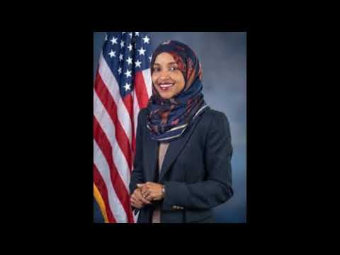 Rep Omar Says She's Relocating Back to Somalia