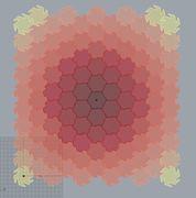 Hex Grid Colour