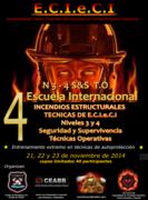 4ª ESCUELA INTERNACIONAL DE INCENDIOS ESTRUCTURALES NIVEL 3 Y 4