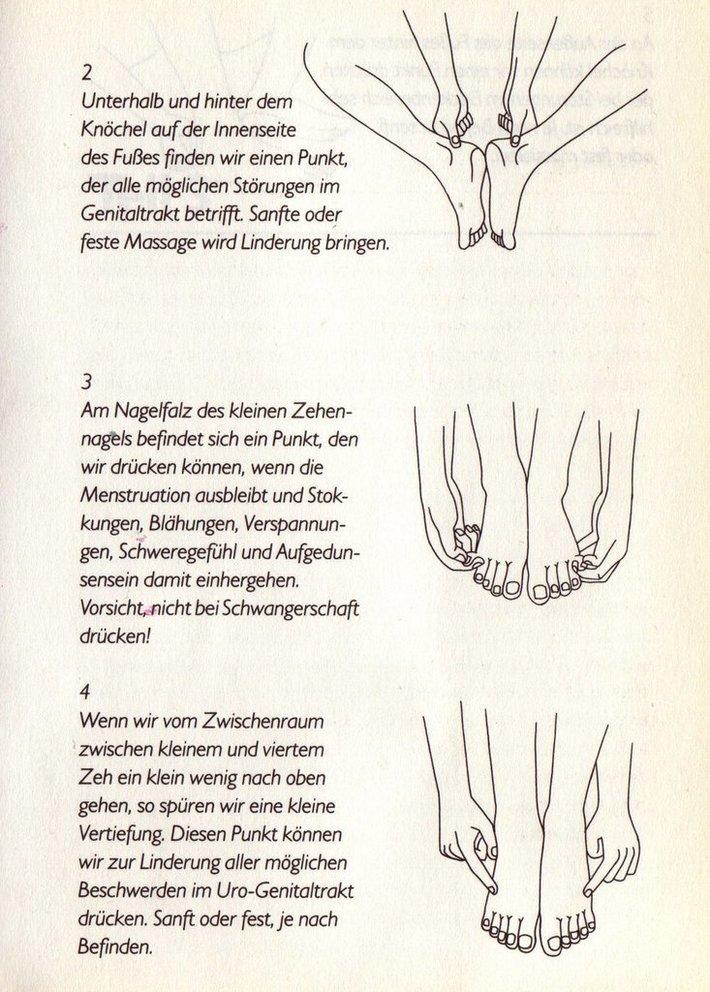 masagepunkte - frau2