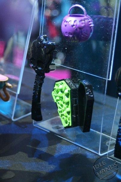 Monster High Toy Fair 2012: The Wonderful Little Details