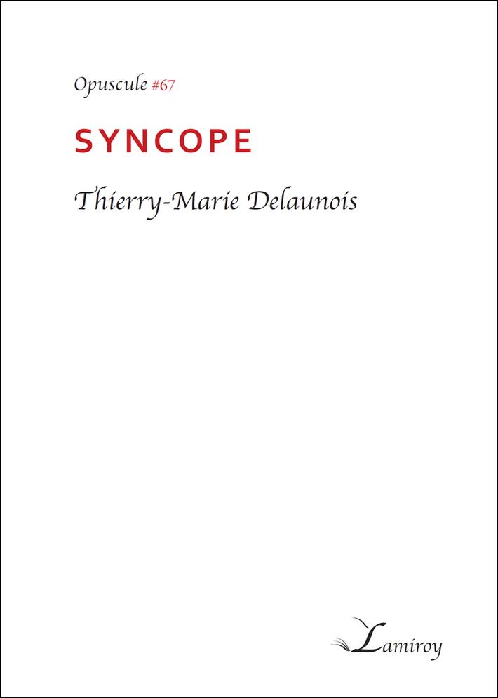 Syncope!