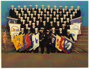 Boot Camp Graduation Co.009 Great Lakes, Illinois 1983